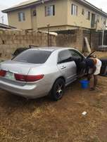 Used Honda Accord 04 super clean for sale!!!