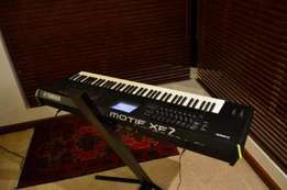 Smart XF7 Yamaha Keyboar