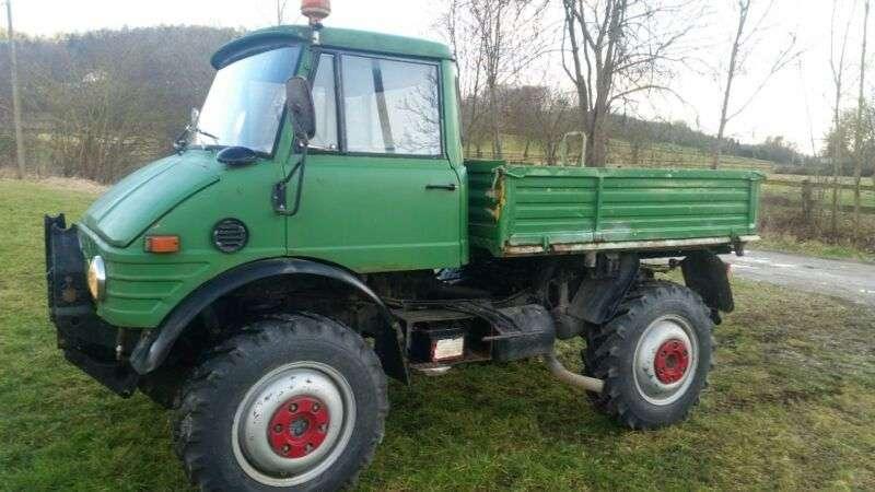 Unimog 409 - 1974