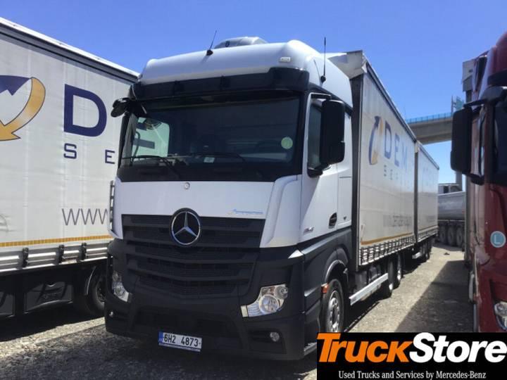 Mercedes-Benz Actros 2542 L nR 6x2 - 2015