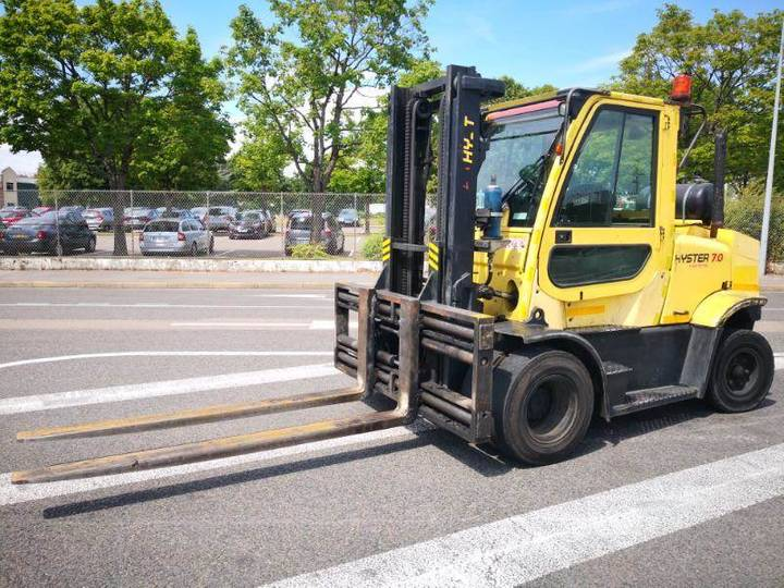 Hyster H7.0ft - 2010