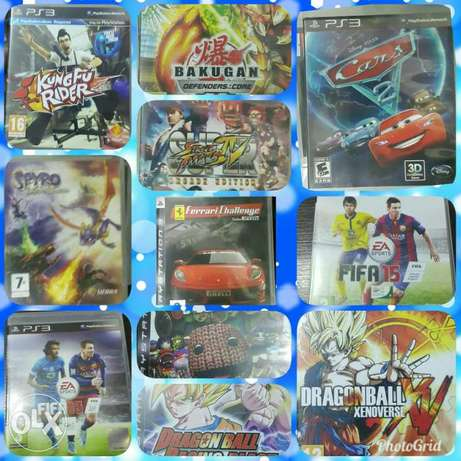 Games ps3 used org for saley