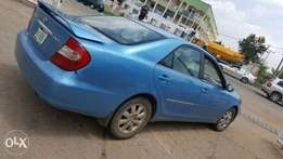 Sharp Camry 2004 for urgent sale