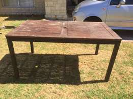 Out door table for sale