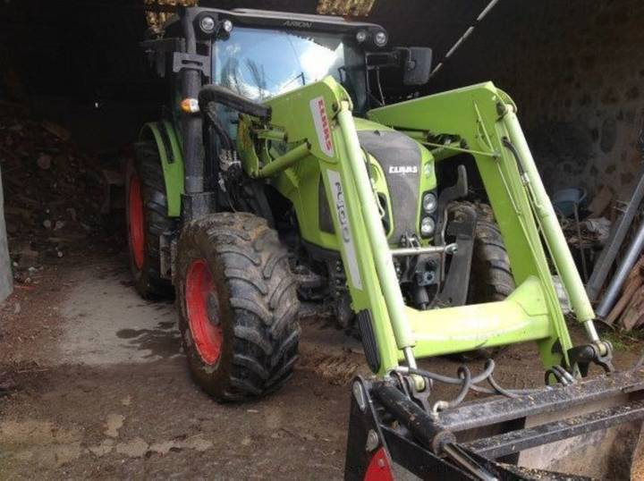 Claas arion 420 arion 420 cis - 2015