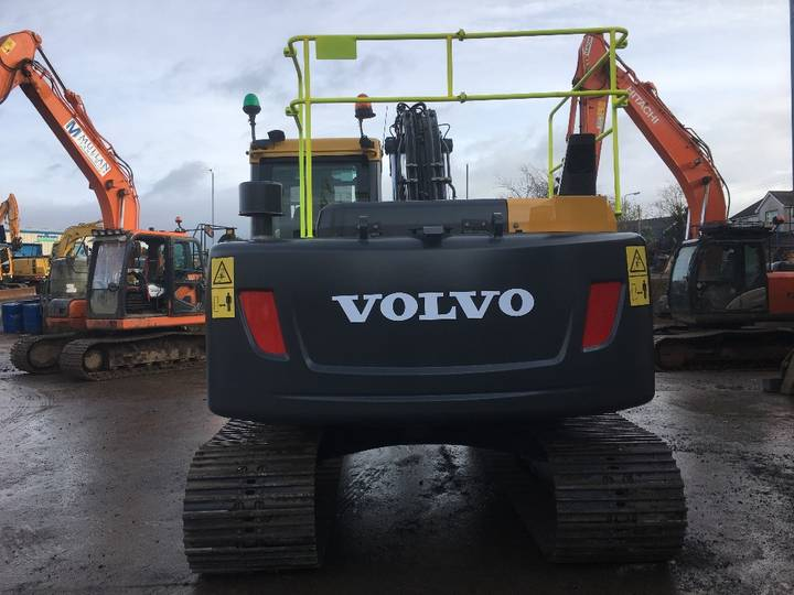 Volvo Ec140 D - 2014 - image 4