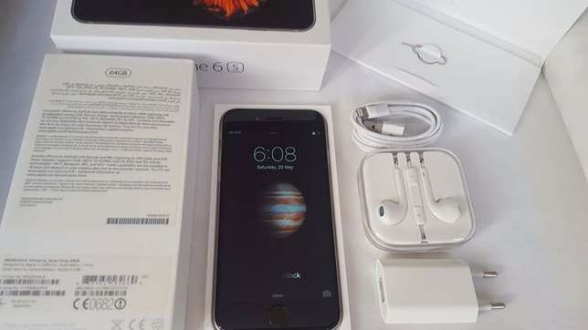 Clean iPhone 6(S) - 64gb Kloof - image 3