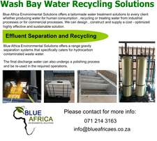Fleet/Machinery Wash Bay Solutions