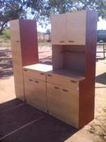 Kitchen units on sell at Moloto block 20. out line Kopperus Road.