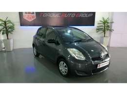 2011 Toyota Yaris Zen3 5dr hatch Manual
