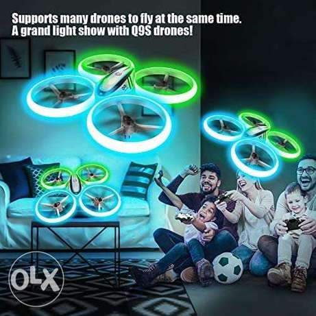 Q9s Drones for Kids,RC Drone with Altitude Hold and Headless Mode