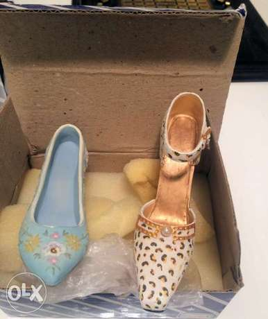 """Collection of """"Putting on The Ritz"""" Miniature Shoes - New الشيخ زايد -  2"""