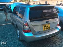 KCL Clean SG5 Subaru Forester Fully loaded pioneer Music system