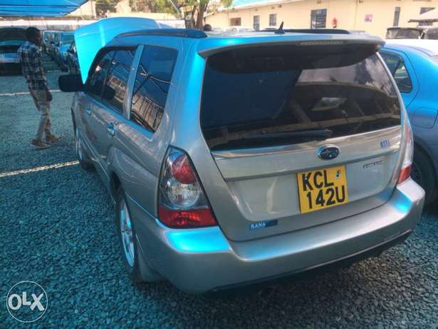 KCL Clean SG5 Subaru Forester Fully loaded pioneer Music system Nairobi CBD - image 1