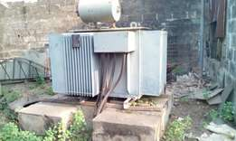 Transformer 500kva for sale . Only serious buyer should call pls.