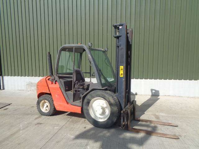 Manitou Msi 30 D Masted Forklift - 1997