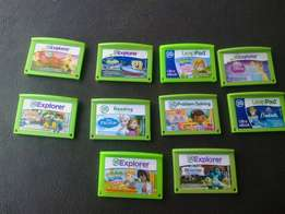 Leap frog 1 games
