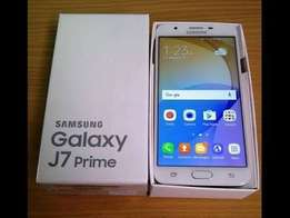 Samsung galax j7prime 32gb for sale in box original