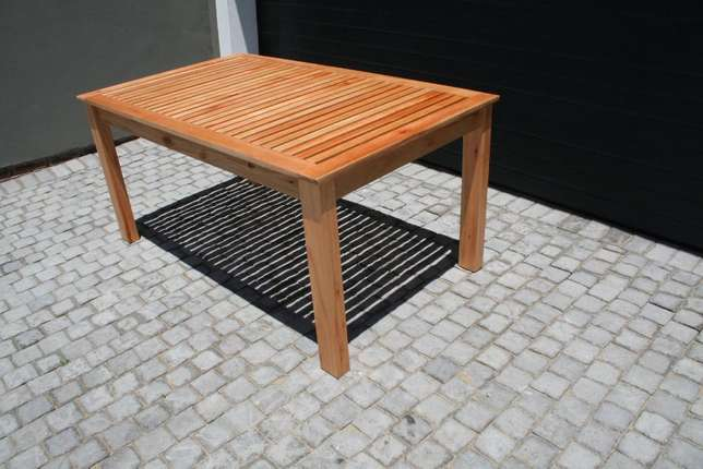 Saligna Patio Table & Benches Walmer - image 3