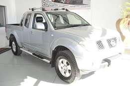 Nissan Navara 2.5 Dci Xe K/cab 4x4 P/u S/c in very good condition and
