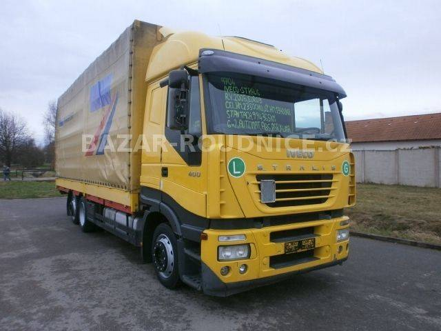 Iveco Stralis Active Space (ID 9704) - 2005
