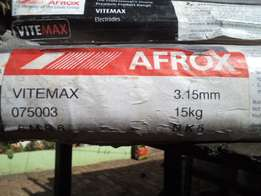 Afrox Vitemax electrodes.