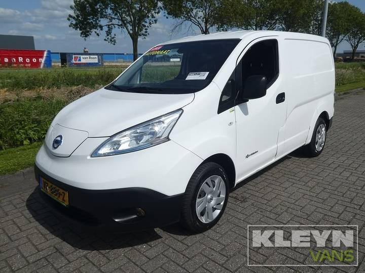 Nissan NV 200 ELECTRIC BUSI electrisch, autom., - 2014