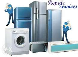 Installation,Servicing & Repairs of Air conditioners & Refrigerators