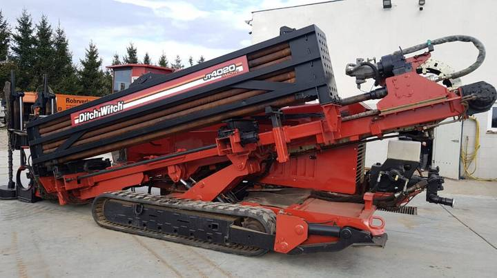 Ditch Witch JT 4020 M1 - 2006