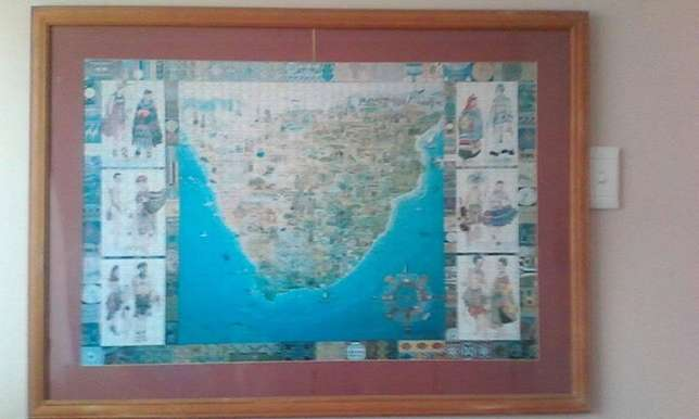 Wooden framed puzzles for sale. Richards Bay - image 2