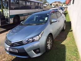 Don't Delay, Get it now, 2014 Toyota Corolla 1.8 CVT Exclusive