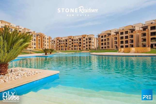 luxurious ready to deliver Stone Residence Appartment for sale