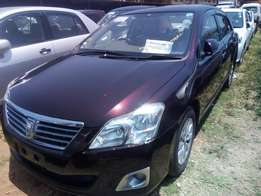 Toyota Premio Wine Red
