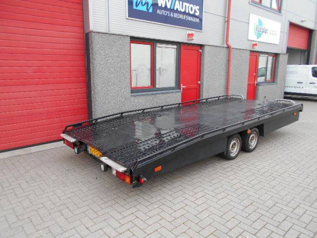 Tijhof TAS35 tyhof autotransporter 545 x 220 - 2003 - image 3
