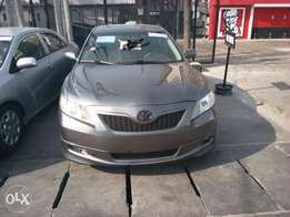 Toyota Camry SE 2008 model-foreign used