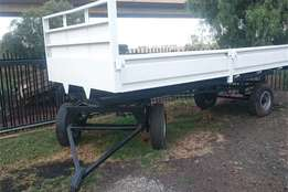 6 Ton Farm trailers