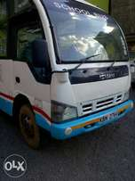 Isuzu nqr school bus