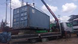 Containers Fairly new container 20ft