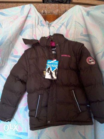 Нова зимова дитяча куртка для хлопців або дівчат ALPIN PRO. Львів -  зображення 1 d2084a1bcf3ff
