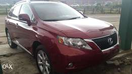 Tokunbo Lexus RX350, 2012, Full-Option, Very OK