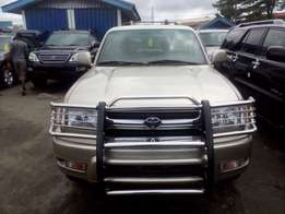 Toks 2002 Toyota 4runner. Limited edition