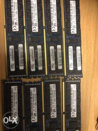 16 gb ram ddr3 12800 server memory