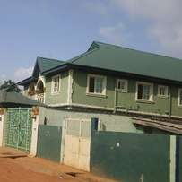 A suitable 3bedroom flat for rent at igando.