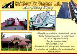 All types of Roofing sheet and Transparent Sheet available