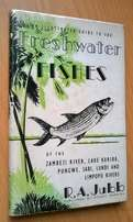 An illustrative guide to freshwater fishes.