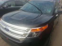 Tincan cleared tokunbo ford explorer 2012 fuloption keyless