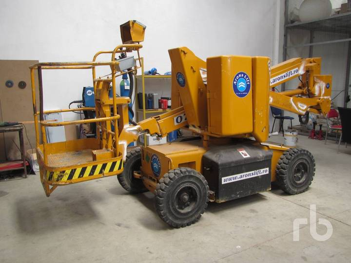 Haulotte HA12I Electric Articulated - 1999