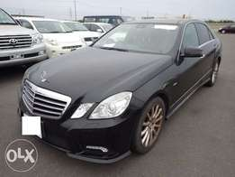 Mercedes Benz E350 AMG edition . 2010 model KCN number. Loaded with a