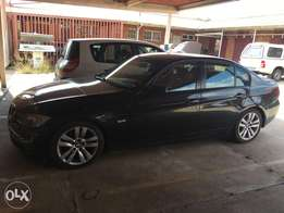 I'm selling my bmw 3 series,it was involved in an accident