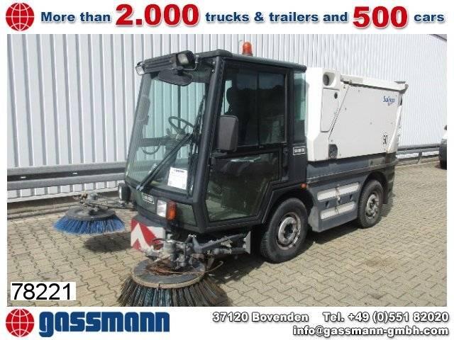 Schmidt kompakt kehrmaschine swingo 200, euro4 - 2008
